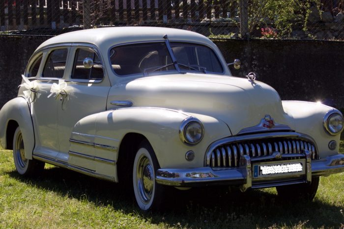BUICK SPECIAL 40 SERIES