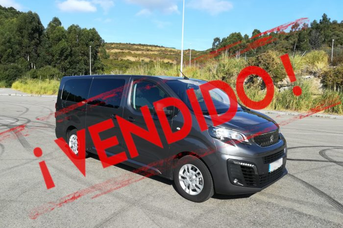 PEUGEOT TRAVELLER Business 9 plazas Larga